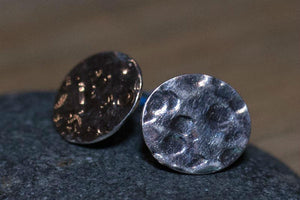 hammered metal