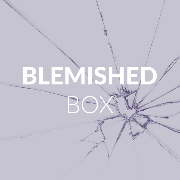 Pre-Packed BLEMISHED Box