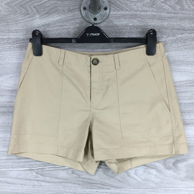 Nordstrom Signature Patch Pocket Shorts