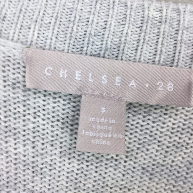 Chelsea 28 Crew Neck High Low Sweater