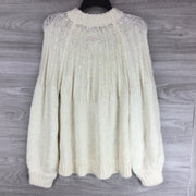 Laundry Marshamallow Knit Sweater