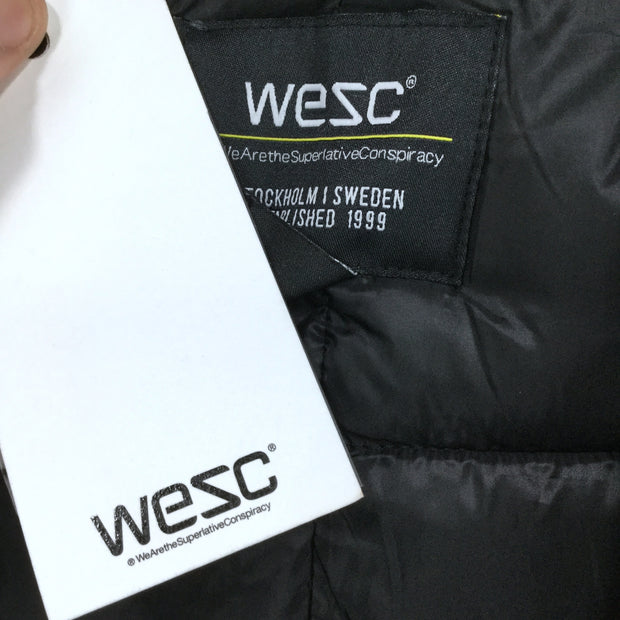 Wesc The All Weather Parka Fudge