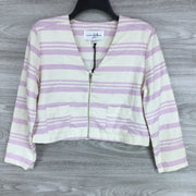 Cupcakes and Cashmere Revolve Crop Jacket
