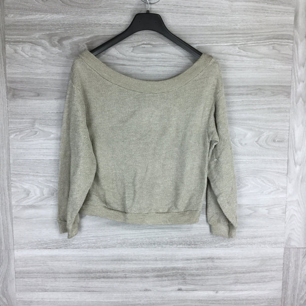 Oliva Pratt Off the Shoulder Sweater Shirt