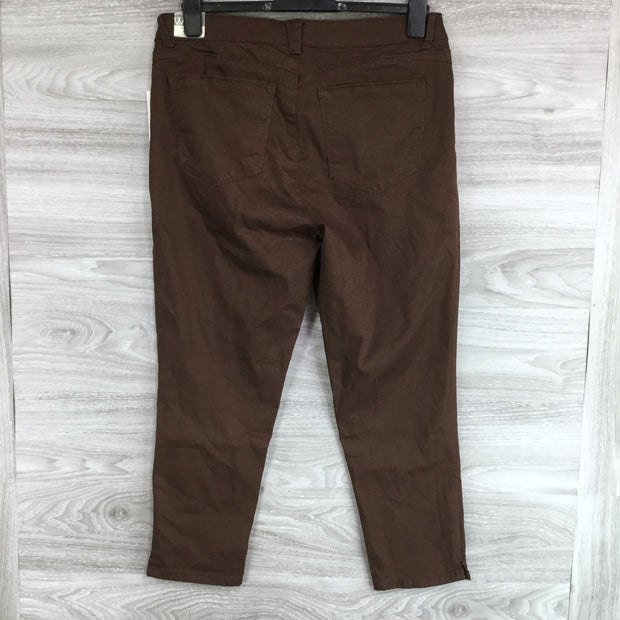 Wit & Wisdom High Rise Ankle Skimmer Pants