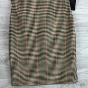 RDI Houndstooth Sheath Dress