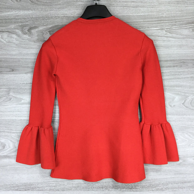 RACHEL PARCELL  Bell Sleeve Sweater