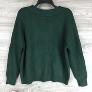 FRNCH V Neck Pullover Sweater