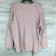 T Tahari Bow Front Knit Sweater