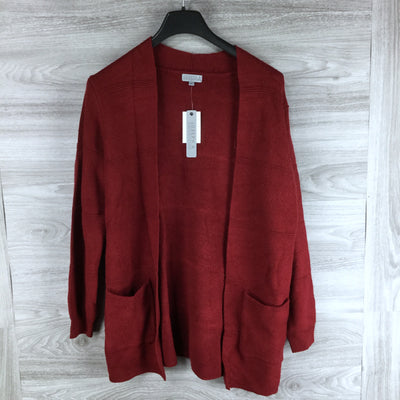 Jospeh A Open Front Cardigan Sweater