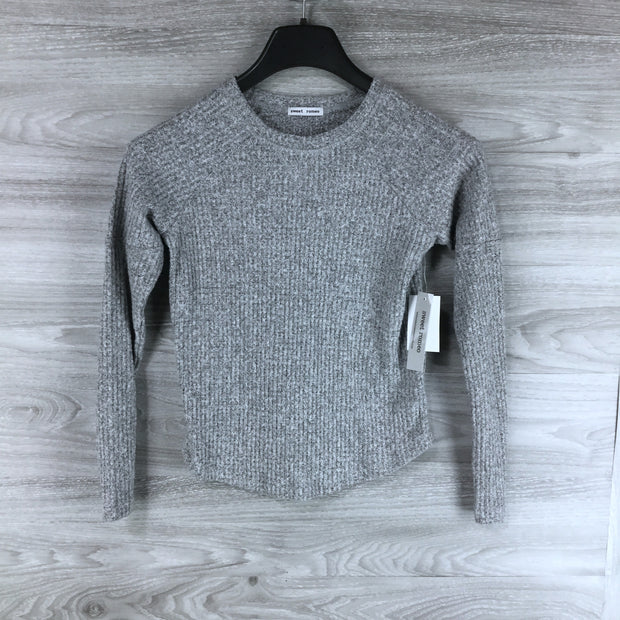 Sweet Romeo Cozy Thermal Pullover