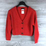 Sanctuary Fall For It Shaker Stitch Cardigan