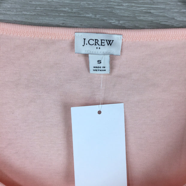 J.Crew Scoop Neck Long Sleeve Top