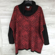 Joseph A. Cowl Neck Knit Sweater