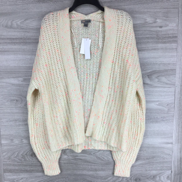 Love X Design Highlight Speckle Knit Cardigan