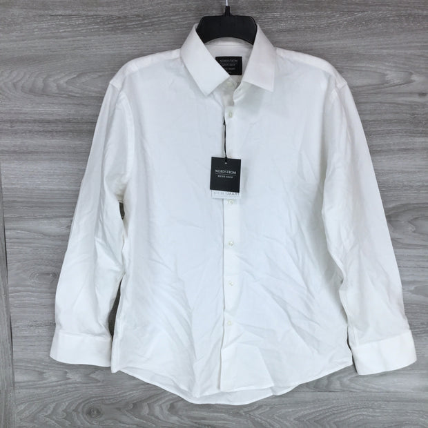 Nordstrom Men's Shop Tech Smart Dress Shirt