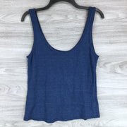 Adriano Goldschmied Japanese Linen Tank Top