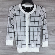Halogen Button Front Cardigan Sweater