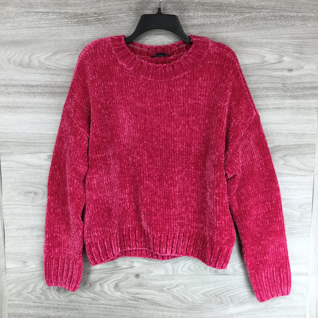 Sanctuary Heavy Knit Long Sleeve Sweater
