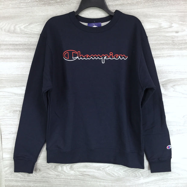 Champion Power Graphic Logo Pullover