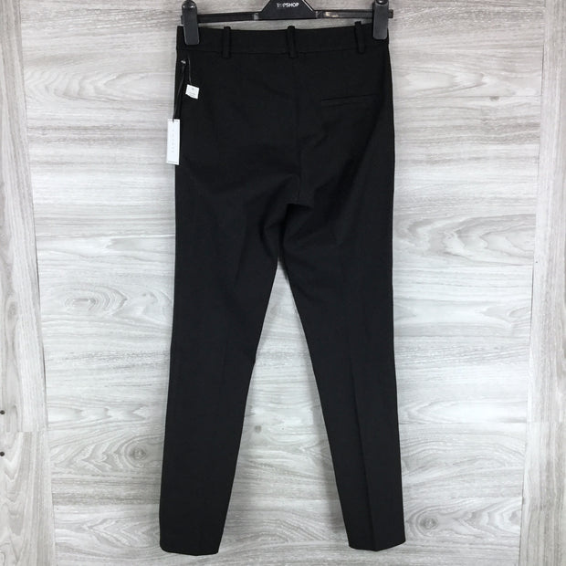 1. State Stretch Twill Slim Ankle Pants In Black