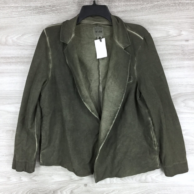 Nic + Zoe Open Front Pocketed Jacket