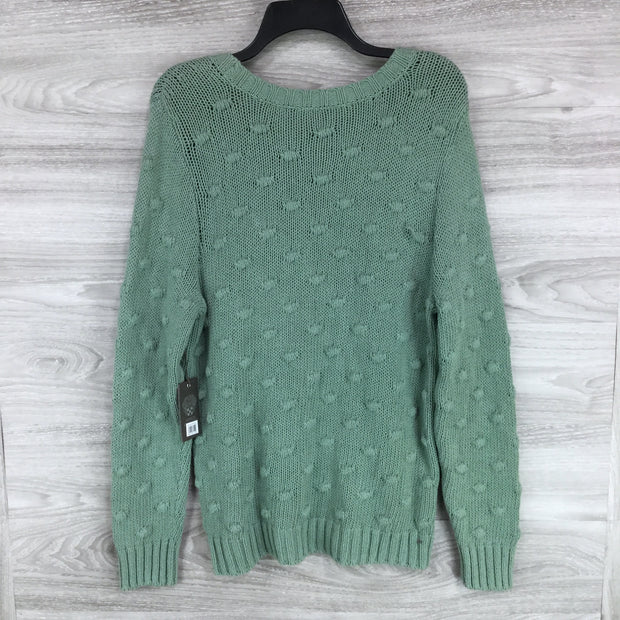 Vince Camuto Textured Knit Sweater