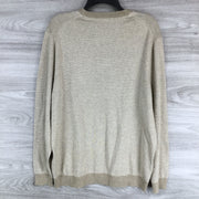 Tommy Bahama Tonal Palm Crew Neck Sweater