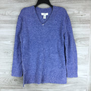 M Magaschoni Alpaca & Wool-Blend Sweater