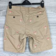 Vintage 1946 Ostrich Cotton Shorts
