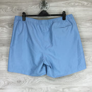 1901 Solid Slim Fit Volley Swim Trunks