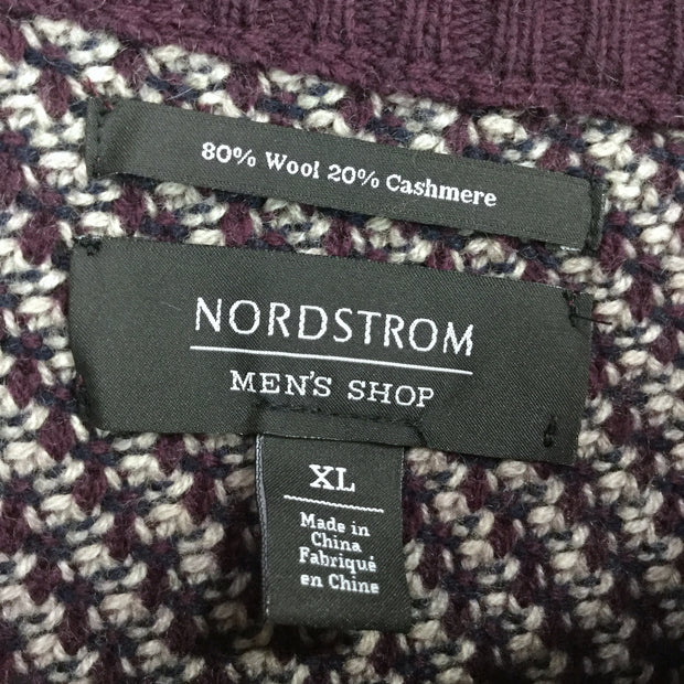 Nordstrom Men's Shop Wool & Cashmere Sweater