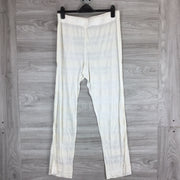 Free People Shasta Knit Striped Pants