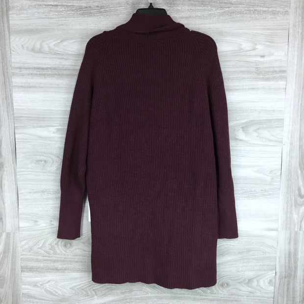 Leith Open Front Sweater