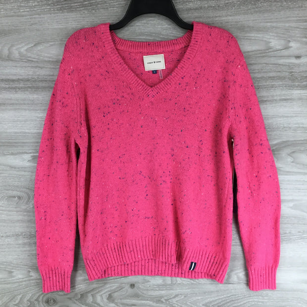 Court & Rowe V-Neck Sweater