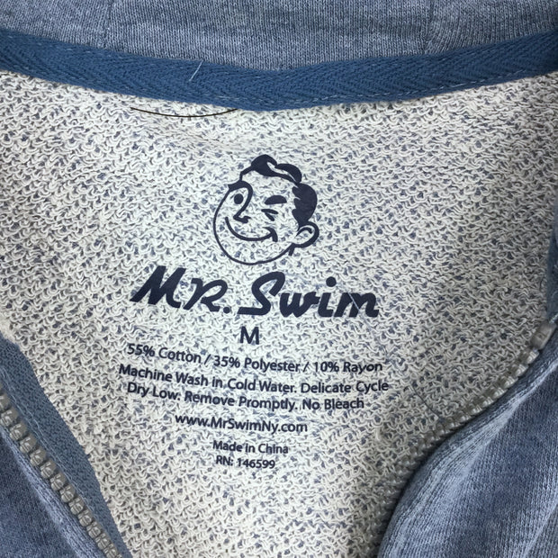 Mr. Swim Full Zip Hoodie Sweater