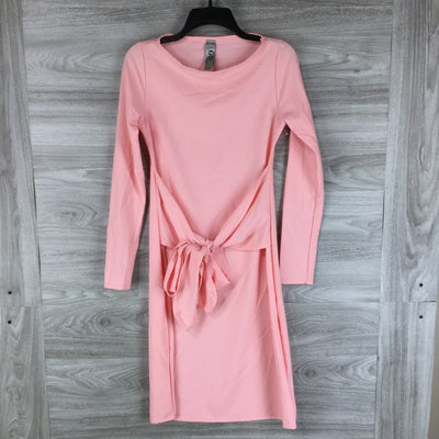 Go Couture Front Tie Dress