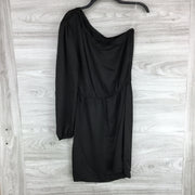 Fraiche by J One Shoulder Dress