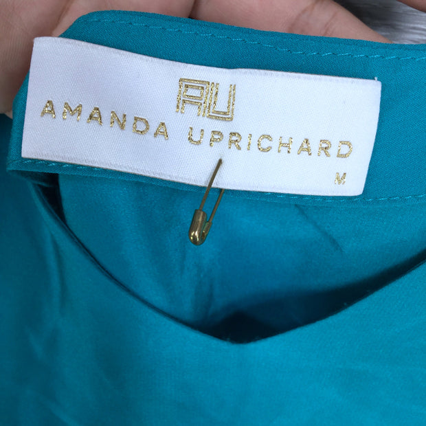 Amanda Uprichard Silk Top