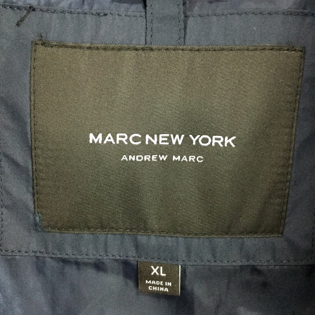 Andrew Marc Carlton Packable Hood Quilted Puffer Jacket