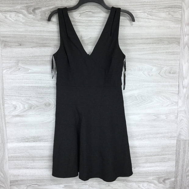 Ali & Jay Cutout Strap Fit & Flare Dress