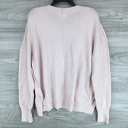 Treasure & Bond Chunky Soft Knit Sweater