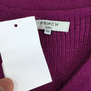 FRNCH V Neck Sweater