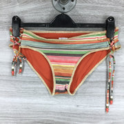 Becca West Village Hipster Side Tie Bikini Bottoms