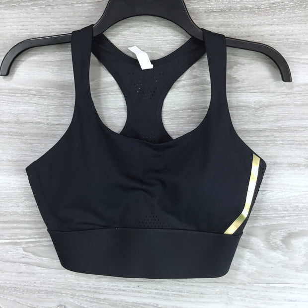 Under Armour Breathelux Perforated Mid Sports Bra