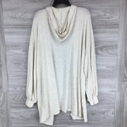 Treasure & Bon Ribbed Open Cardigan