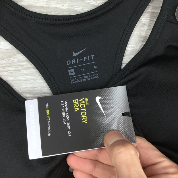 Nike Swoosh Medium-Impact Padded Sports Bra