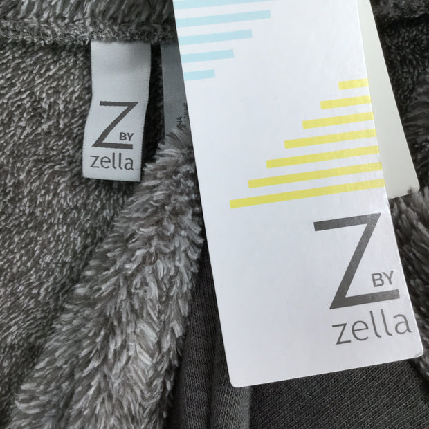 Z By Zella Pathway Faux Fur Pullover Sweater