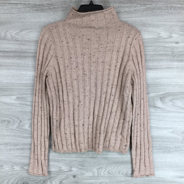 Madewell Donegal Evercrest Turtleneck Sweater