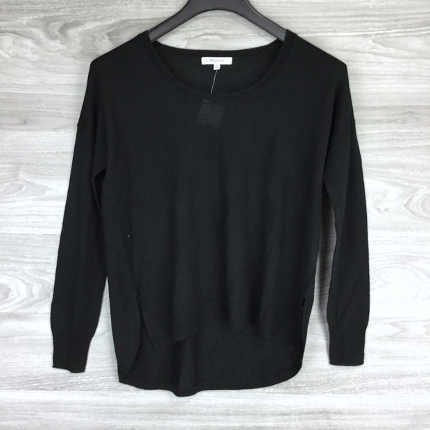 Madewell Black Pullover